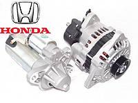 Стартер, генератор на Honda (Хонда). AS Poland - европейское качество новых запчастей.