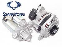 Стартер, генератор на Ssang Yong (Ссанг Йонг). AS Poland - европейское качество новых запчастей.