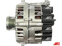 Генератор (новый) для Ducato 3.0 JTD Multijet Power. Valeо. Оригинал. 180 A (Ампер). C 01.2006-.