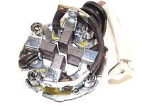 Щеткодержатель стартера Citroen Jumper 2.2 hdi 2002-2006. Щетки в комплекте. Ситроен Джампер. хди.
