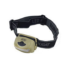 Фонарь налобный 4+1 LED (M-Tac), фото 3
