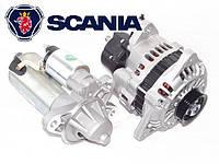 Стартер, генератор на Scania (Скания). AS Poland - европейское качество новых запчастей.