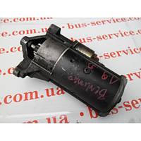 Стартер б/у для Fiat Scudo 1.9 Diesel. Bosch (Бош) Valeo (Валео) на Фиат Скудо 1.9 дизель.