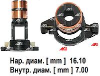 Токосьемные кольца генератора DAF LDV Convoy 2.4 TD - 2.4 TDi (02-06). Коллектор на Даф ЛДВ Конвой.