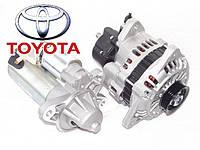 Стартер, генератор на Toyota (Тойота). AS Poland - европейское качество новых запчастей.