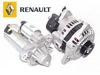 Стартер, генератор на Renault (Рено). AS Poland - европейское качество новых запчастей.