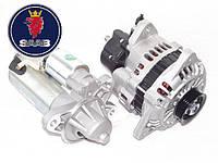 Стартер, генератор на Saab (Сааб). AS Poland - европейское качество новых запчастей.
