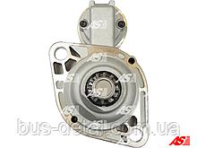Стартер AS S3094, 12V-2.0 kW-12 зубів на Audi, Seat, Skoda, VW, Volkswagen - 1.9 TDi, 2.0 TDi,