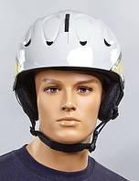 Шлем горнолыжный регулируемый CS-86-W белый L