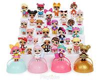 Интерактивная игрушка, кукла новинка, невероятная кукла, Сюрприз в Шарике Куколка ЛОЛ, Сюрприз Куколка ЛОЛ