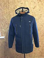 Зимняя куртка на меху мужская Украина