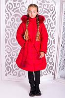 Куртки для девочек зимние