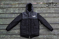 Парка мужская зимняя,куртка зимняя puma