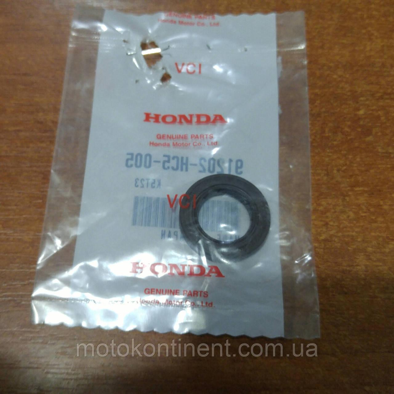 91202-HC5-005 Сальник коленвала 17x27x5 Honda BF2/BF2.3