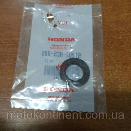 91202-HC5-005 Сальник коленвала 17x27x5 Honda BF2/BF2.3, фото 2