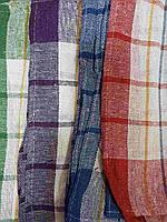 Кухонное полотенце ЛЕН 55*33см. В упаковке 12шт. Разные цвета