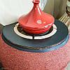 Таджин керамический Emile Henry 2 литра, 27 см Оранжевый (325626), фото 2