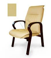 Кресло Монако бежевый (палисандр) ЕХ CF