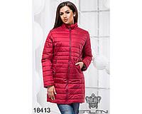 Элегантная куртка - 18413 (б-ни)