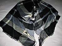 Палантин Burberry кашемир 65% шерсть 36% унисекс можно приобрести на выставках в доме одежды Киев
