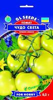 "Семена томата Чудо света, среднеспелый 0,2 г, ""GL SEEDS"", Украина"