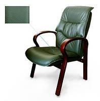 Кресло Монако зеленый (палисандр) ЕХ CF