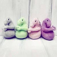 Плюшевый ждун 12 см, плюшевая игрушка, почекун, игрушка ждун, тюлень, мягкий ждук, плюшевий почекун