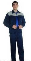 Костюм рабочий брюки и куртка брюки и полукомбинезоны пошив под заказ