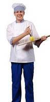 Костюм повара, мужской поварской костюм, женский поварской костюм.