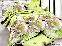 Двуспальный набор постельного белья 180*220 из Полиэстера №190 Черешенка™