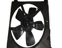 Вентилятор радиатора основной Нексия / Nexia в сборе, 96144965