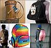 Необычные рюкзаки: какие есть виды и их характеристики.