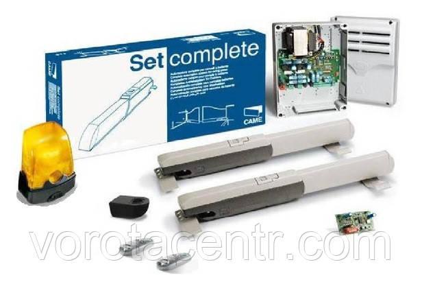 Комплект автоматики для розпашних воріт CAME ATI 5000