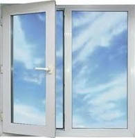 Окно Рехау