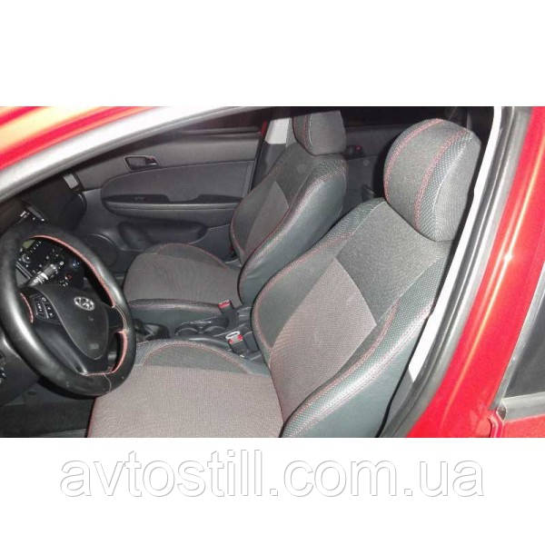 Чохли на сидіння Hyundai I30 (2007-2012)