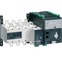 Переключатель АВР корпусный с мотоприводом, контроллер I-0-II, 250А, 400/690В, 4-полюсний, HIC425G
