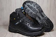 Зимние мужские ботинки Restime 46 размер 30 см.