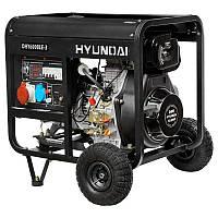 Генератор Hyundai DHY 6000 LE 3