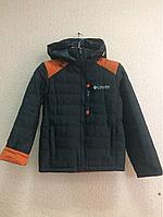 Куртка подростковая демисезонные