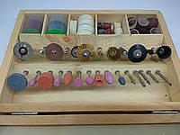 Набор граверов (деревянная коробка)