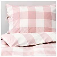 Комплект постельного белья EMMIE RUTA розовый