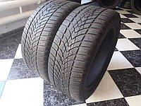 Шины бу 245/45/R17 Dunlop Sp Winter Sport 4D Зима 6,01мм 2014г