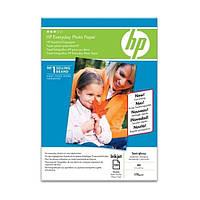 Фотобумага глянцевая HP 10x15cm Everyday Photo Paper, Semi-glossy, (25л/упак.) 170g/m2