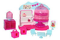 Игровой набор Королевское Капкейк-кафе Shopkins S4 (56081)