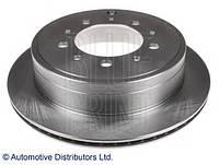 Тормозной диск задний Lexus LX 570(2007-) Blue Print(ADT343270)