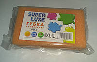 Губка кухонная рельс SOLO (XL) 1шт. ТМ Super Luxe
