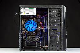 Системный блок РЕГАРД RE0001 (AMD A4-4000 3,0GHz/AMD Radeon HD7480D, 2GB/4GB DDR3/320GB HDD/БП 400W), фото 2