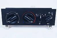 Блок управления отопителем (печкой) б/у Renault Kangoo 7701044013
