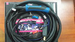 Сварочная горелка ABITIG® GRIP 18 (8 метровая) охлаждение жидкостью, управление подачи газа кнопкой