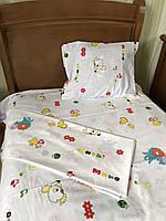 Пододеяльник детский 110х140 в ассортименте для девочки